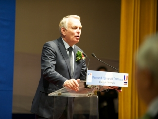 Jean-Marc Ayrault à l'Université de Thammassat