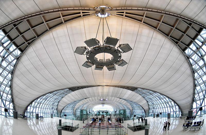 Intérieur du Terminal