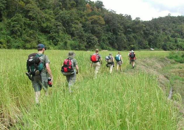 Thailand - Chiang Mai - Trekking