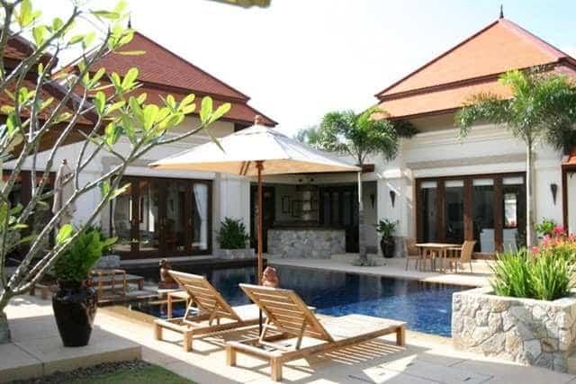 Logement de rêve en Thailande