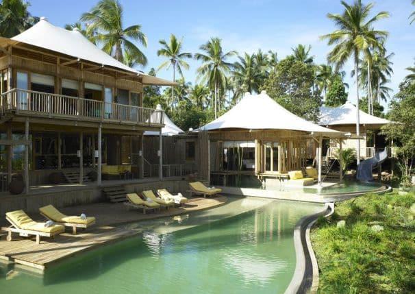 villa exceptionnelle en Thaïlande