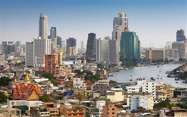 construire en Thaïlande