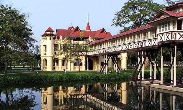palais de Sanam Chandra