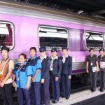 Une lutte contre les agressions sexuelles avec des wagons de train entièrement féminins