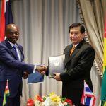 Invitation des chefs d'Etat africains sur le thème de l'économie