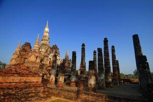 Découverte des céramiques de Sukhothai