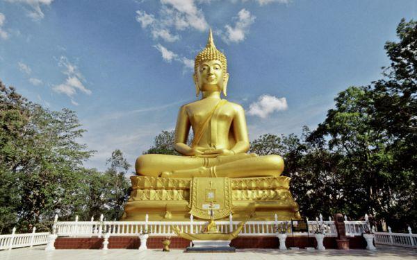 bouddha en thailande