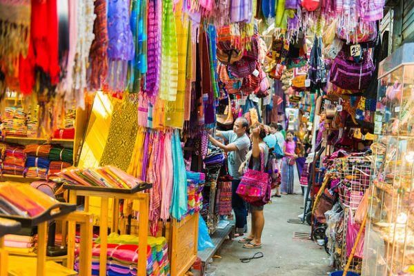 Chatuchak-Thailande