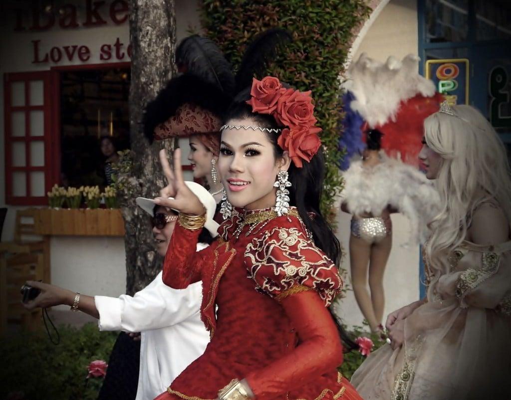 Vacances érotiques et thailande