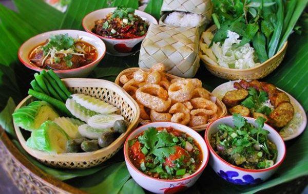 cuisine du nord thailande
