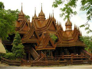 Wat Sanghathan Nonthaburi