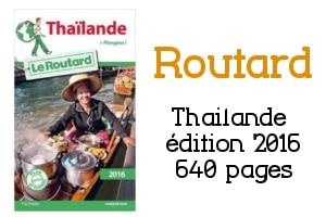 Le Routard Thailande