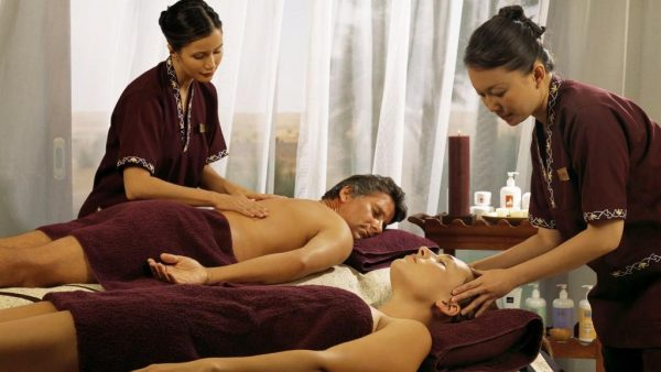 Massage thai à Bangkok