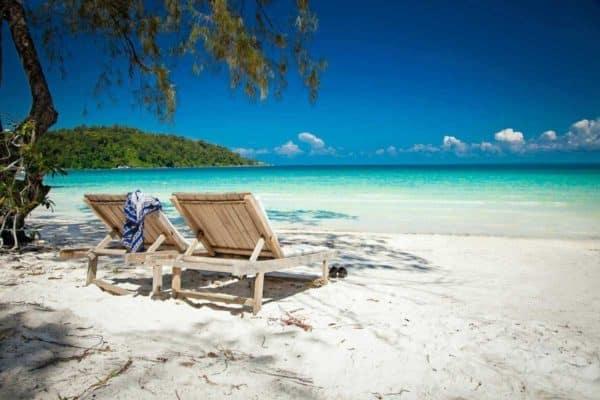 belles plages thaïlandaises
