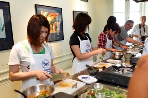 Apprendre la cuisine tha en tha lande for Apprendre cuisine