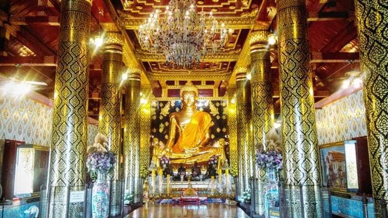 Bouddha à Phitsanulok