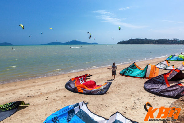kitesurfing thailande