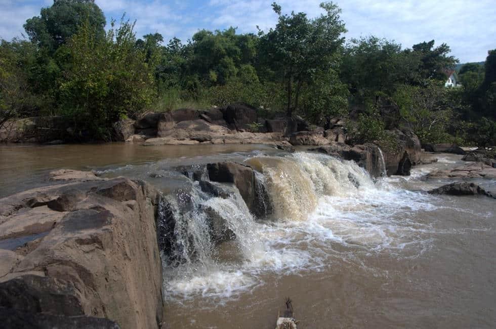 Cascade de Kaeng Song