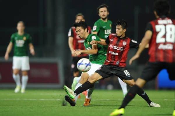 Le football un sport très populaire en Thaïlande