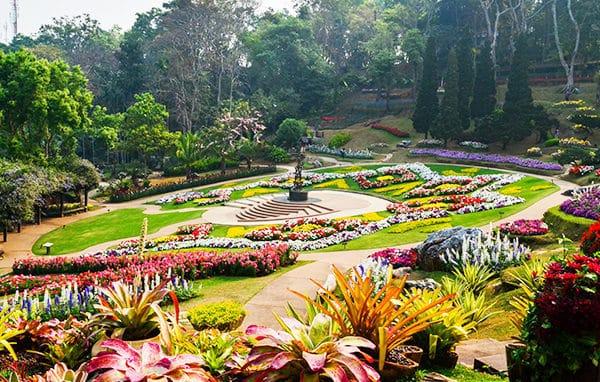 The Mae Fah Luang Garden