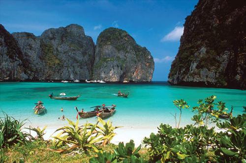 Voyage thailande plage