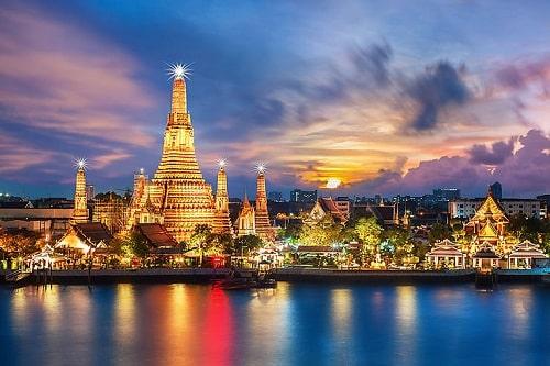 thailande voyage bangkok