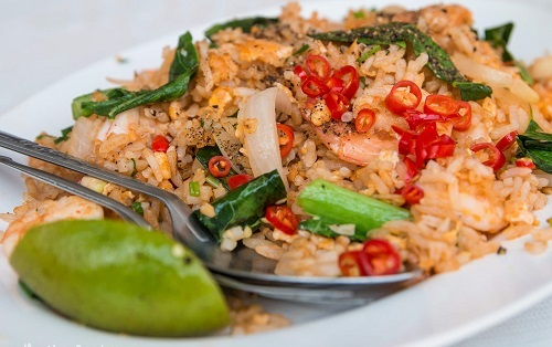 thailande voyage fried rice 1