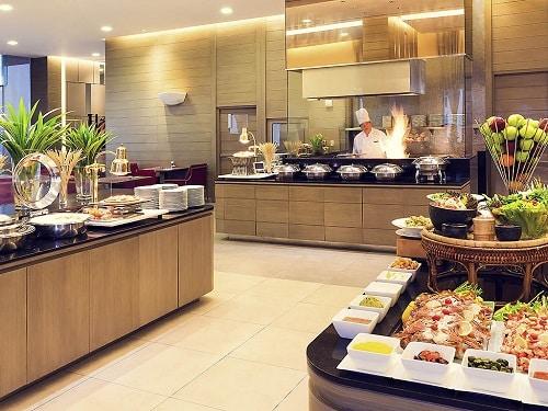 thailande voyage hotel dejeuner
