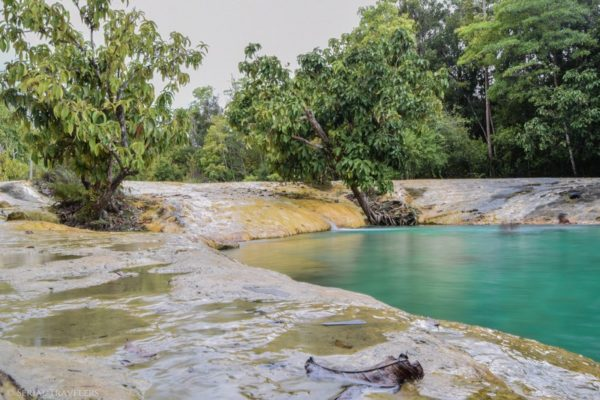 Khao Nor Chu Chi, l'Emerald Pool