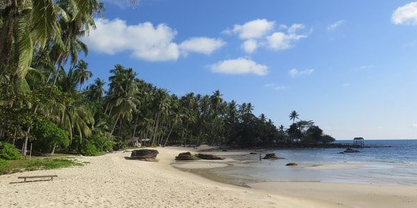 Koh Tapao Noi Island