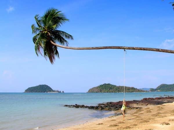 Koh Mak : des plages de rêve