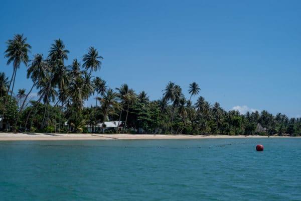 Koh Mak, une petite île verte