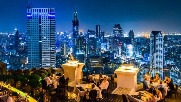 Profiter des rooftops de Bangkok
