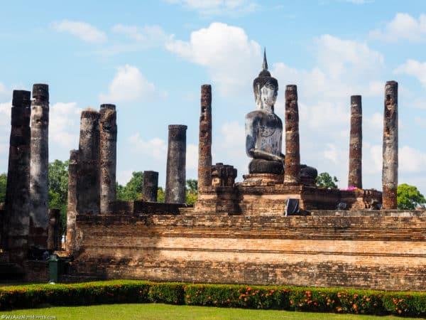 cité ancienne de Sukhothai