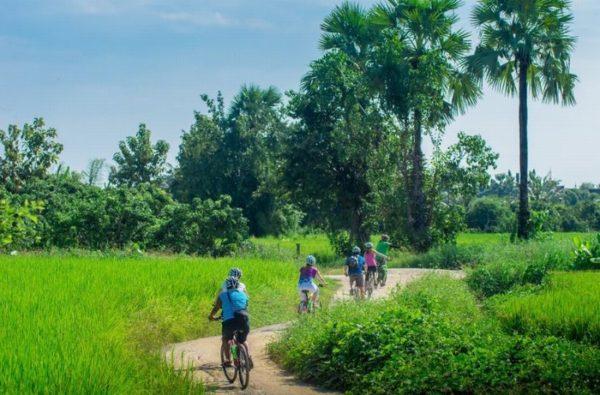 vélo Chiang Mai