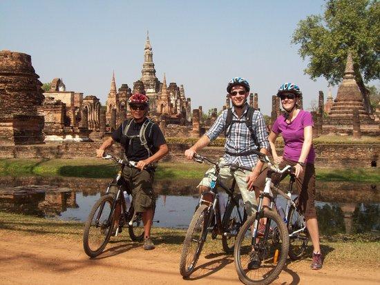 vélo Sukhothai