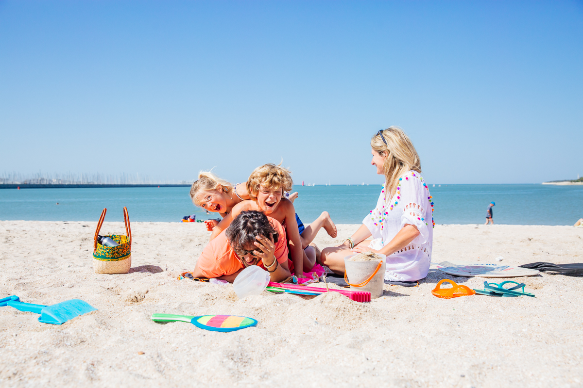 Organiser une sortie à la plage