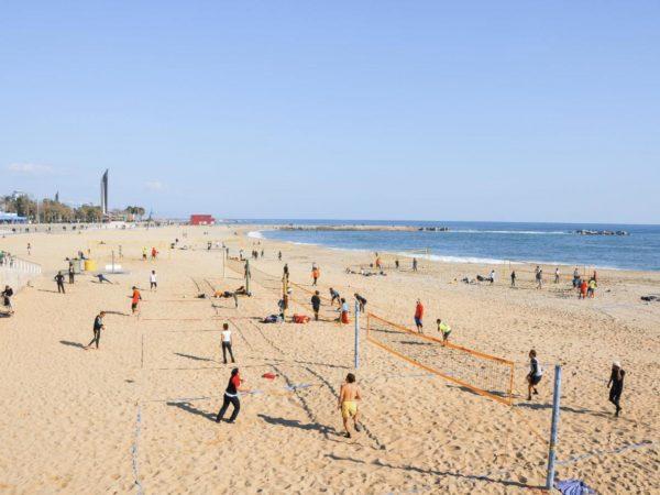 Prévoir des jeux à la plage