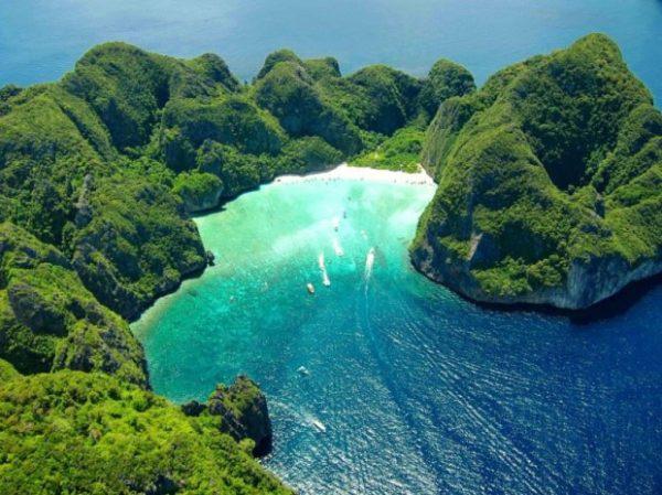 Un trésor naturel entre la terre et la mer
