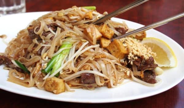 L'alimentation: quel est le prix d'un repas en Thaïlande