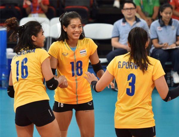 Volleyball Thailande