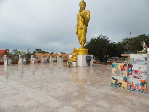 Pra Buddha Teepangkorn