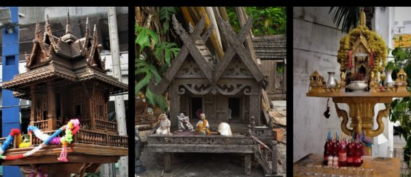 Culte et maisons des esprits