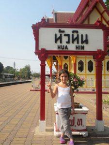 Voyager à Hua Hin en famille