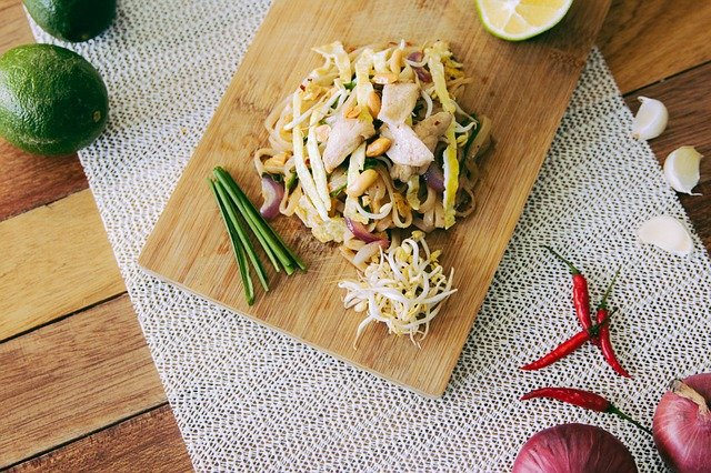 Thaïlande destination culinaire